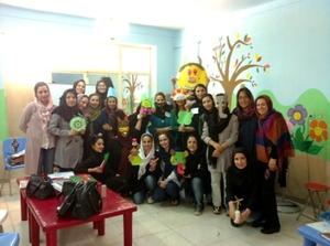 کارگاه های آموزش خلاق در موسسه مطالعه و خلاقیت کودک و نوجوان شیراز!