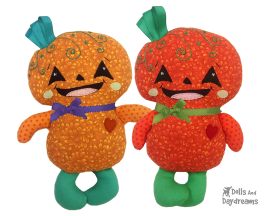 Pumpkin Baby-sewing-pattern
