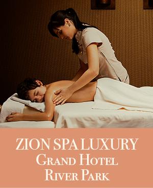 ZION SPA LUXURY - GRAND HOTEL RIVER PARK