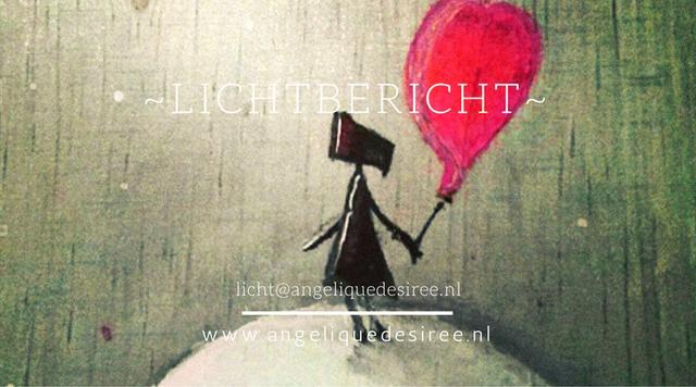 Nieuwsbrief | Lichtbericht Angelique Desiree - creatieve workshops